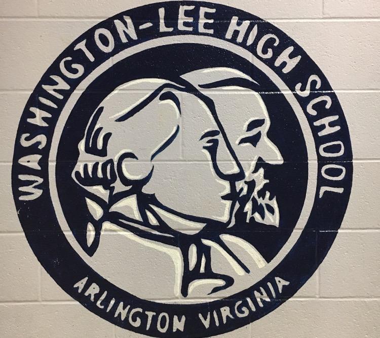 Washington-Lee logo featured in the school