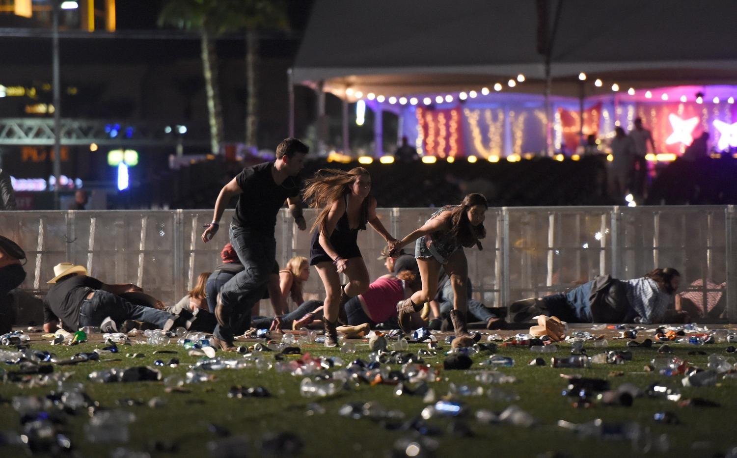 The country has become accustomed to mass shootings.