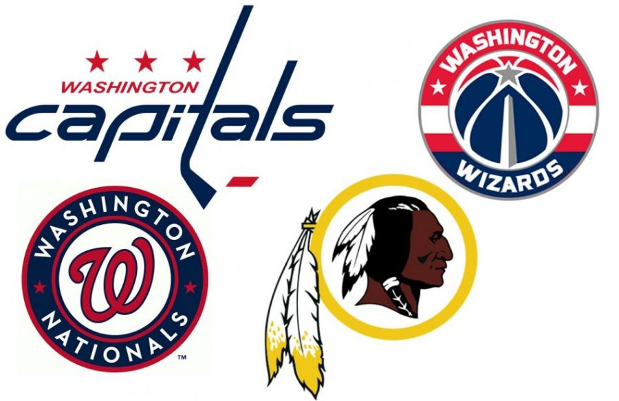 Washington teams always disappoint.
