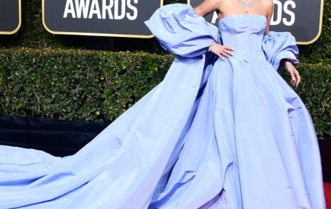 A New Year Bringing New Fashion: The Golden Globes 2019