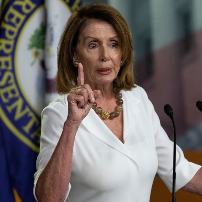 Nancy+Pelosi+was+elected+the+new+Speaker+of+the+House.