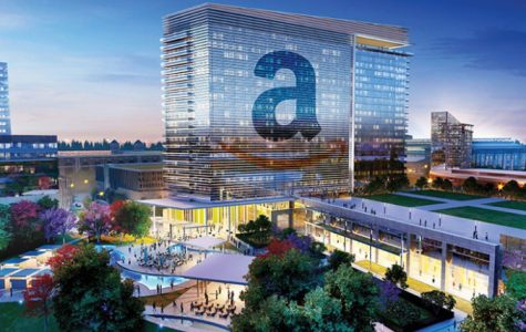 The opening of Amazon's new headquarters in Arlington brings changes to the community.
