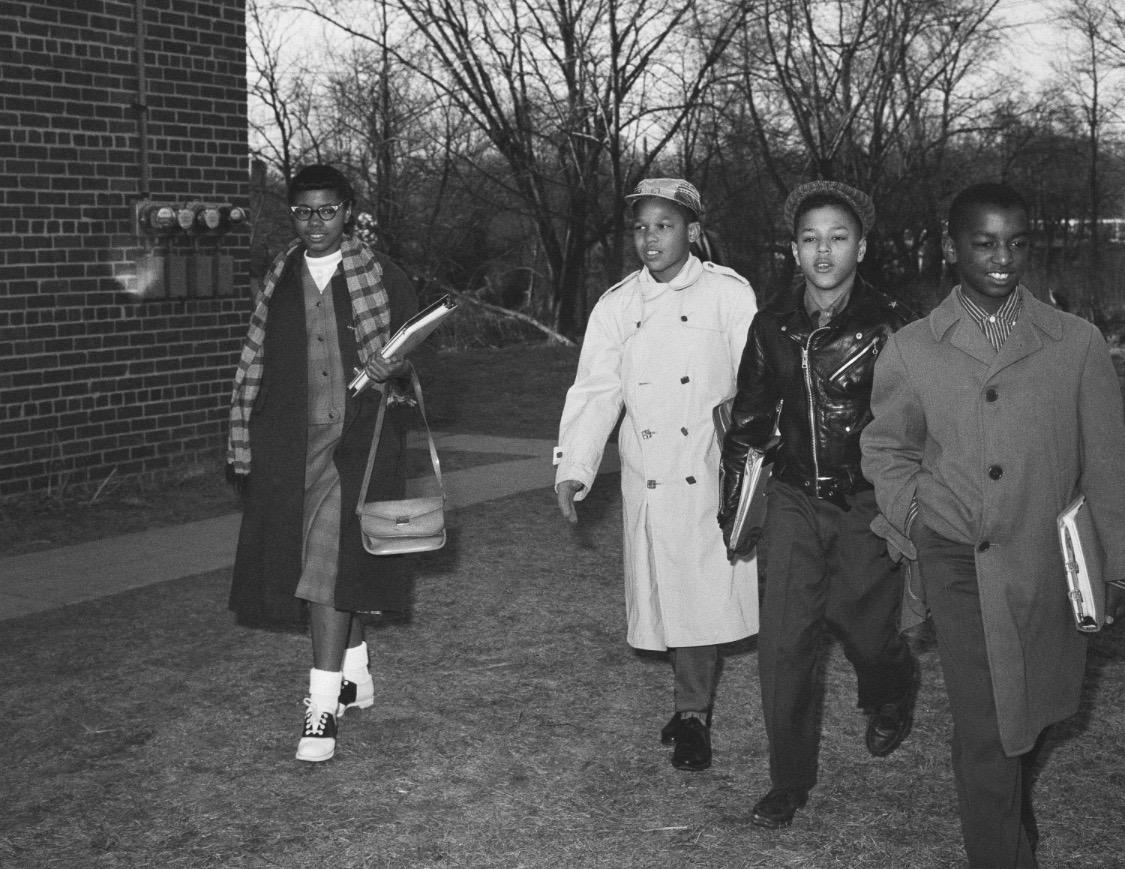 60 year anniversary on the Arlington Stratford integration