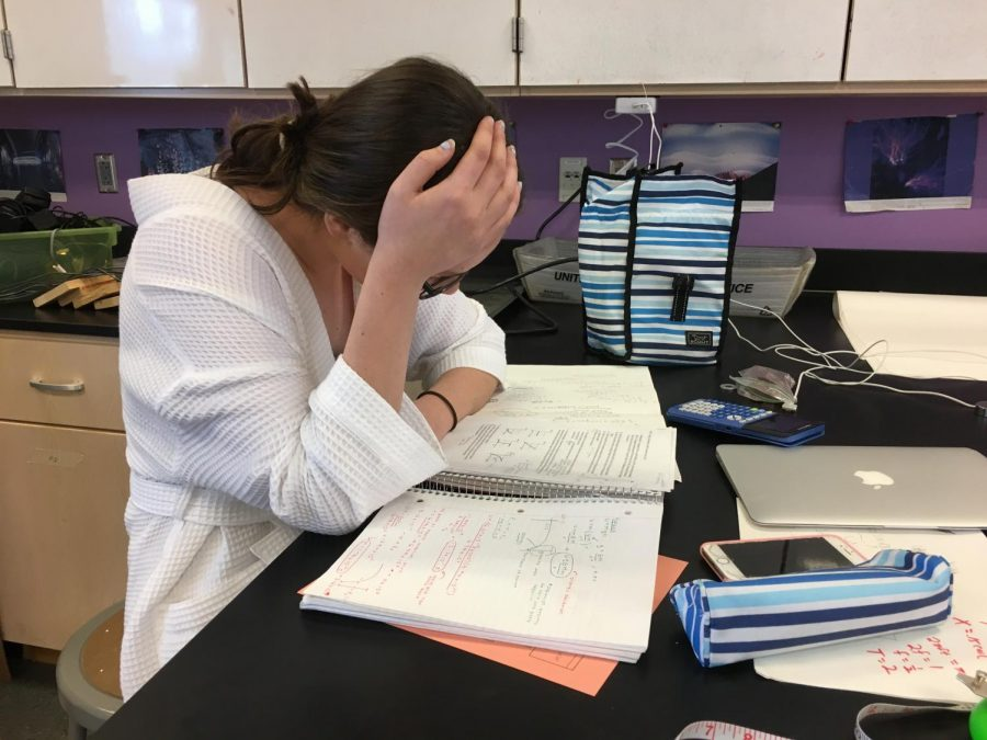 Stress in APS: How Much Is Too Much?