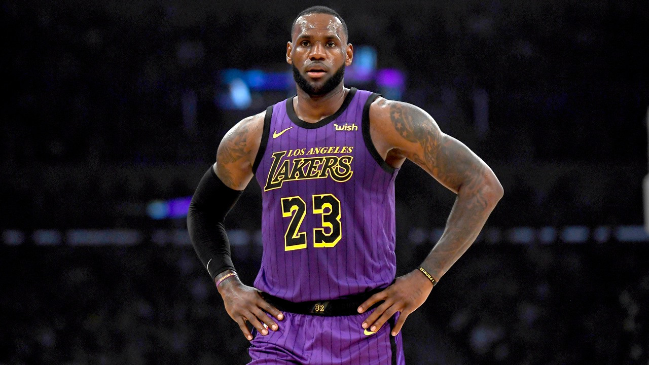 LeBron James will not make the playoffs this year.