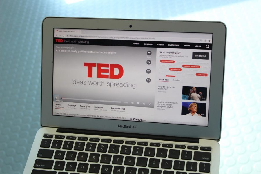 TED+talks+allow+ideas+to+be+spread+to+viewers.+