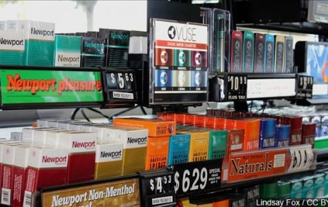 Virginia Tobacco Purchase Age Raised to 21
