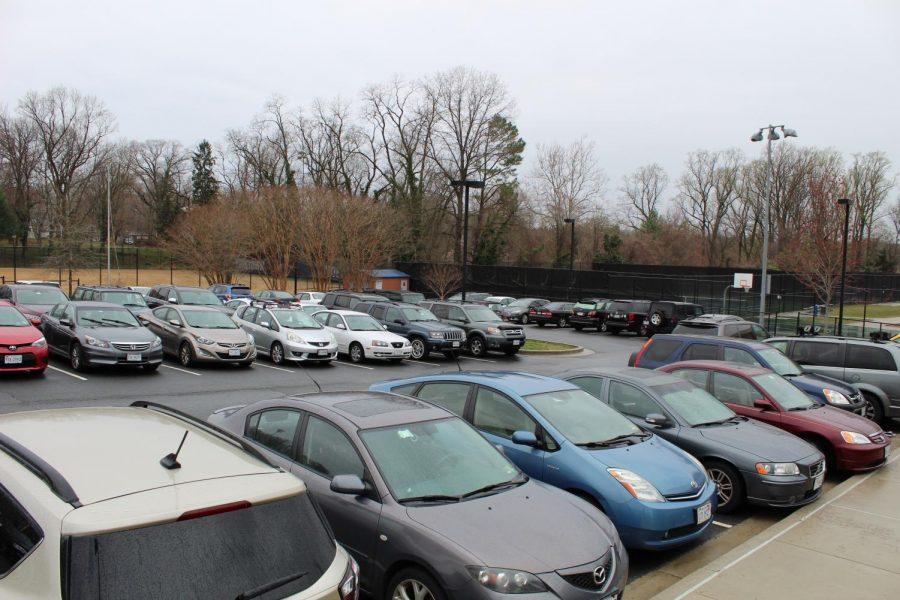 Parking has become a problem around Yorktown.