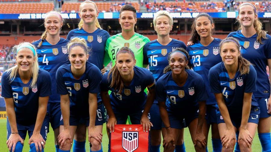 USA+Women%27s+Soccer+team