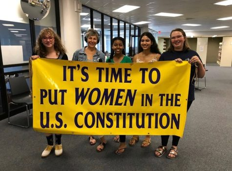 The Equal Rights Amendment: A Reality Worth Fighting For