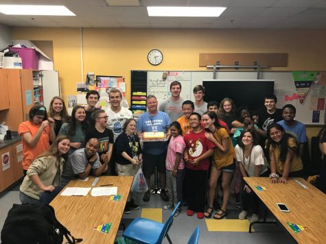 Exchange Students at Yorktown and in the Community (Post-Visit)