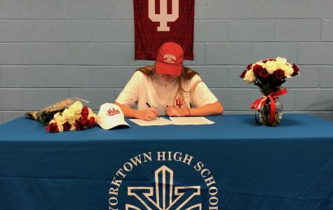 Mary Kate Reicherter signing to Indiana University