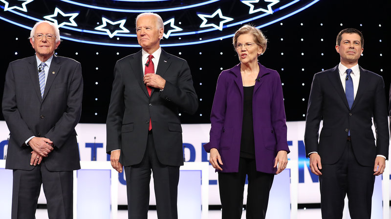 A Teenager's Guide to the 2020 Presidential Candidates