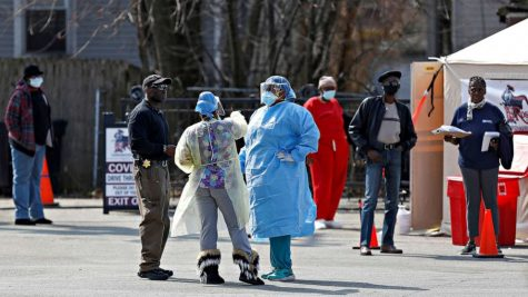 African American Communities Are Left Behind In U.S. Virus Response