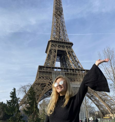 Maddie McNamee, a junior at University of Virginia, had her study-abroad cut short.