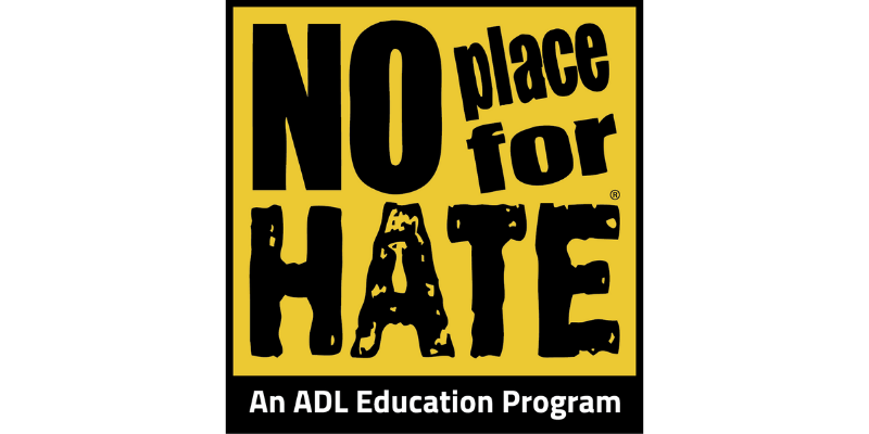 Anti-Defamation League's No Place For Hate Logo