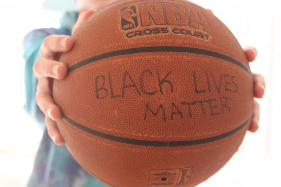 NBA Stands Against Racial Injustice